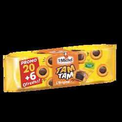 Pâtisserie Tam Tam chocolat ST MICHEL, 20+6 715g