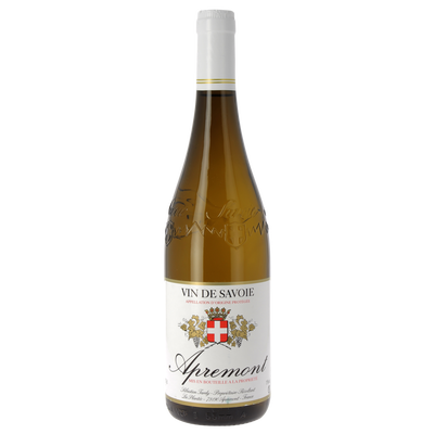 Vin blanc de Savoie Apremont AOP Tardy, bouteille de 75cl