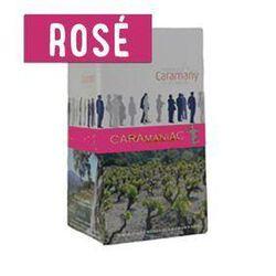 BIB 5L ROSÉ - CARAMANIAC, Vin de Pays de Côtes Catalanes