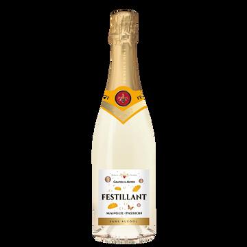 Festillant Festillant Mangue Passion À Base De Vin Désalcooliser, 75cl