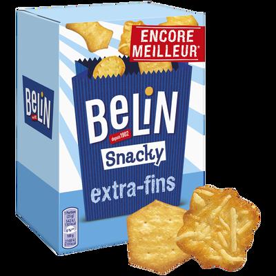 Assortiment de crackers Snacky BELIN, 100g