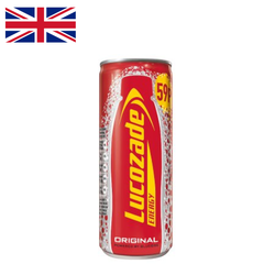 LUCOZADE ORIGINAL 250 ML