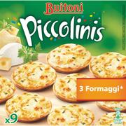 Buitoni Piccolinis 3 Formaggi Buitoni, X9, Soit 270g