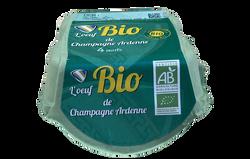 OEUFS CHAMP BIO X 4