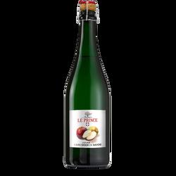 Cidre doux THOMAS LE PRINCE, 75CL