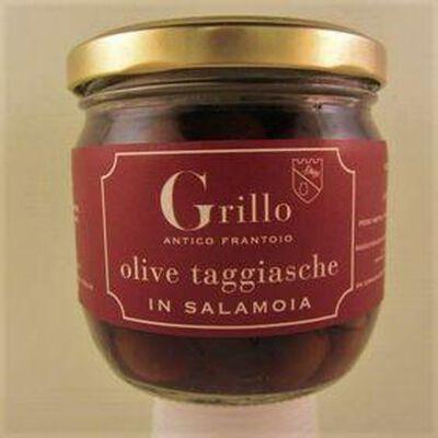 Olives Taggiasche GRILLO,326g