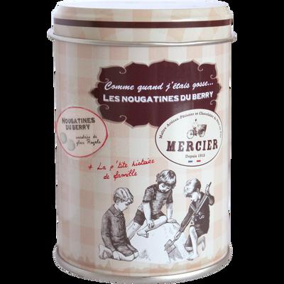 Nougatines du Berry MERCIER, 120g