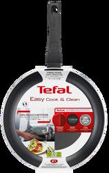 Poêle EASYCOOK&CLEAN TEFAL 28cm-non induction