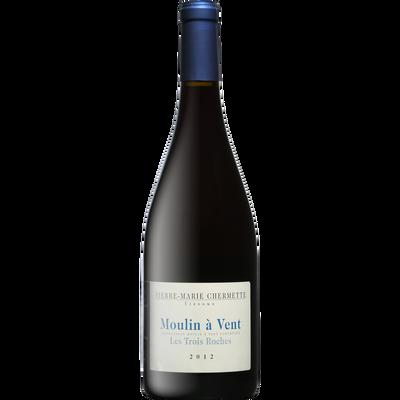 Vin rouge AOP moulin à vent Jean-Marie Chermette, carton de 6x75cl