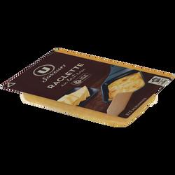 Fromage raclette lait cru en tranchettes U SAVEURS, 30%mg, 350g