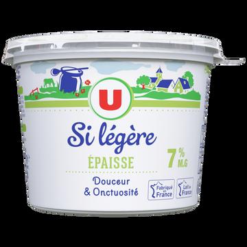 Lou Préparation À Base De Lait Écrémé Et De Crème U, 7% De Mg, 50cl