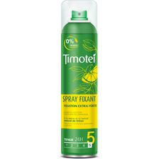 Spray coiffant extra fixant TIMOTEI, 250ml