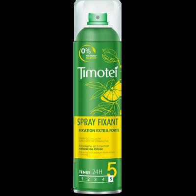 Spray coiffant extra fixant TIMOTEI, 250ml