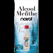 Alcool de menthe NOIROT 80° , 3cl