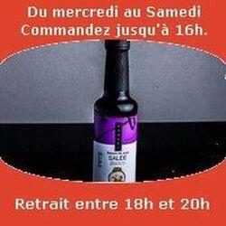 Supplément Sauce soja salée 150ml SUSHI MONT BLANC