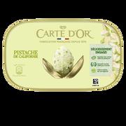 Carte d'Or Crème Glacée Pistache Avec Éclats Carte D'or Vrac, 473g