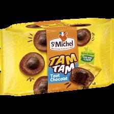 St Michel Tam Tam Tout Chocolat  220g