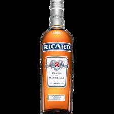 Ricard Pastis , 45°, 1l