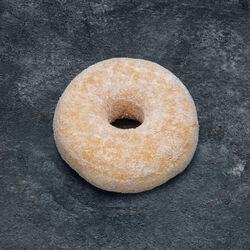 Donut sucre, décongelé, 2 pièces, 90g