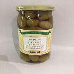 Olives Vertes PICHOLINES BARRAL