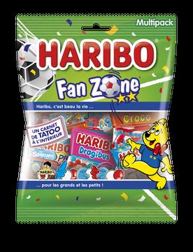 Haribo Fane Zone S.mega Fete Haribo 800g