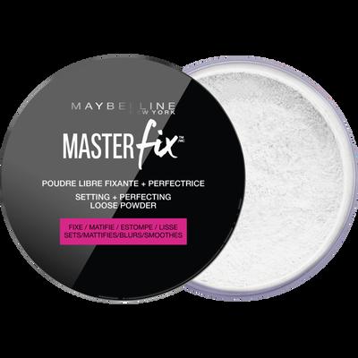 Poudre libre fixante master fix 01 translucide nu MAYBELLINE