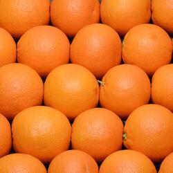 Orange tarocco, calibre 2/3, catégorie 1, Italie