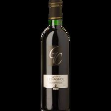 Ctx/Languedoc Montpeyroux AOP rouge Domaine de l'Estagnol 16 MD, bouteille de 75cl