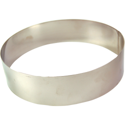Cercle de présentation BIRAMBEAU, 18cm