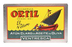 VENTRECHE THON ALBACORE HUILE OLIVE 110G - ORTIZ