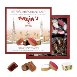 Coffret 32 Spécialités française MAXIM'S DE PARIS EPICURE Sélection