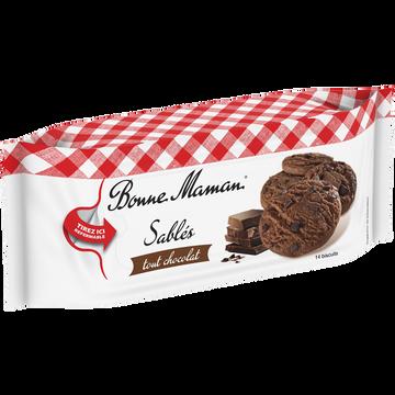 Bonne Maman Sablés Tout Chocolat Bonne Maman, 150g