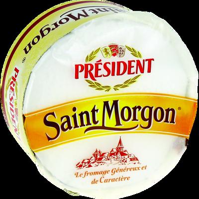 Fromage au lait pasteurisé ST MORGON, 23% de MG, 200g