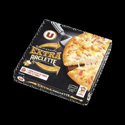 Pizza pâte épaisse raclette U, 530g