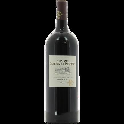 """Vin rouge AOP Haut Médoc """"Château Cambon la Pelouse"""", 6 bouteilles de1,5l"""