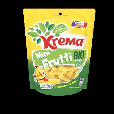 KREMA mini frutti banane bio 120g