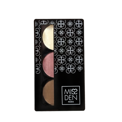 Palette nuances smoky 347 prune, MISS DEN