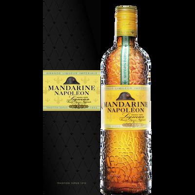 Liqueur MANDARINE IMPERIALE NAPOLEON, 38°, bouteille de 70cl + étui
