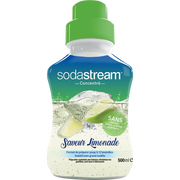 Sodastream Concentré Limonade Sodastream, Bouteille De 500ml