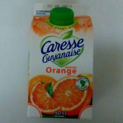 CARESSE GUYANAISE ORANGE 1/2L