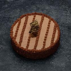 Moka au chocolat décongelé, 4 pièces, 420g