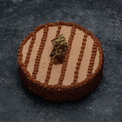 Moka Chocolat décongelé, 1 pièce, 100g