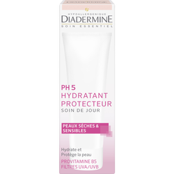 Crème soin du jour essential Multi-actif PH5 DIADERMINE, tube de 50ml
