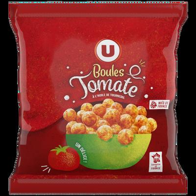 Boules goût tomate U, sachet de 50g