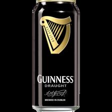 Bière brune GUINNESS Draught, 4.2°, 50cl