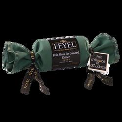Fois gras de canard entier torchon FEYEL, 220g