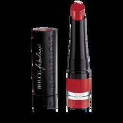 Rouge à lèvres rouge fabuleux 011 cindered-lla BOURJOIS, nu