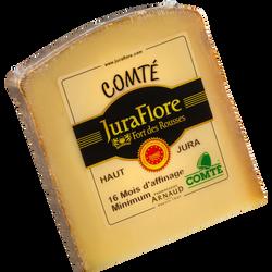 Comté extra AOP Juraflore Haut Jura au lait cru 16+ mois
