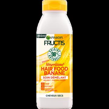 Garnier Après-shampooing Hairfood Banana Fructis, 350ml