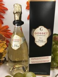 Champagne Gosset - Grand Blanc de Blancs Brut